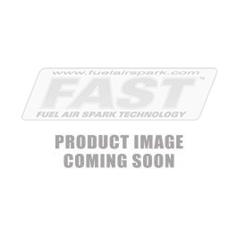 Billet Fuel Rail Kit for LSX™ Intake (Black Anodized)