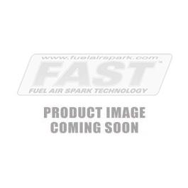 Billet Fuel Rail Kit for LSXRT Intake (Black Anodized)